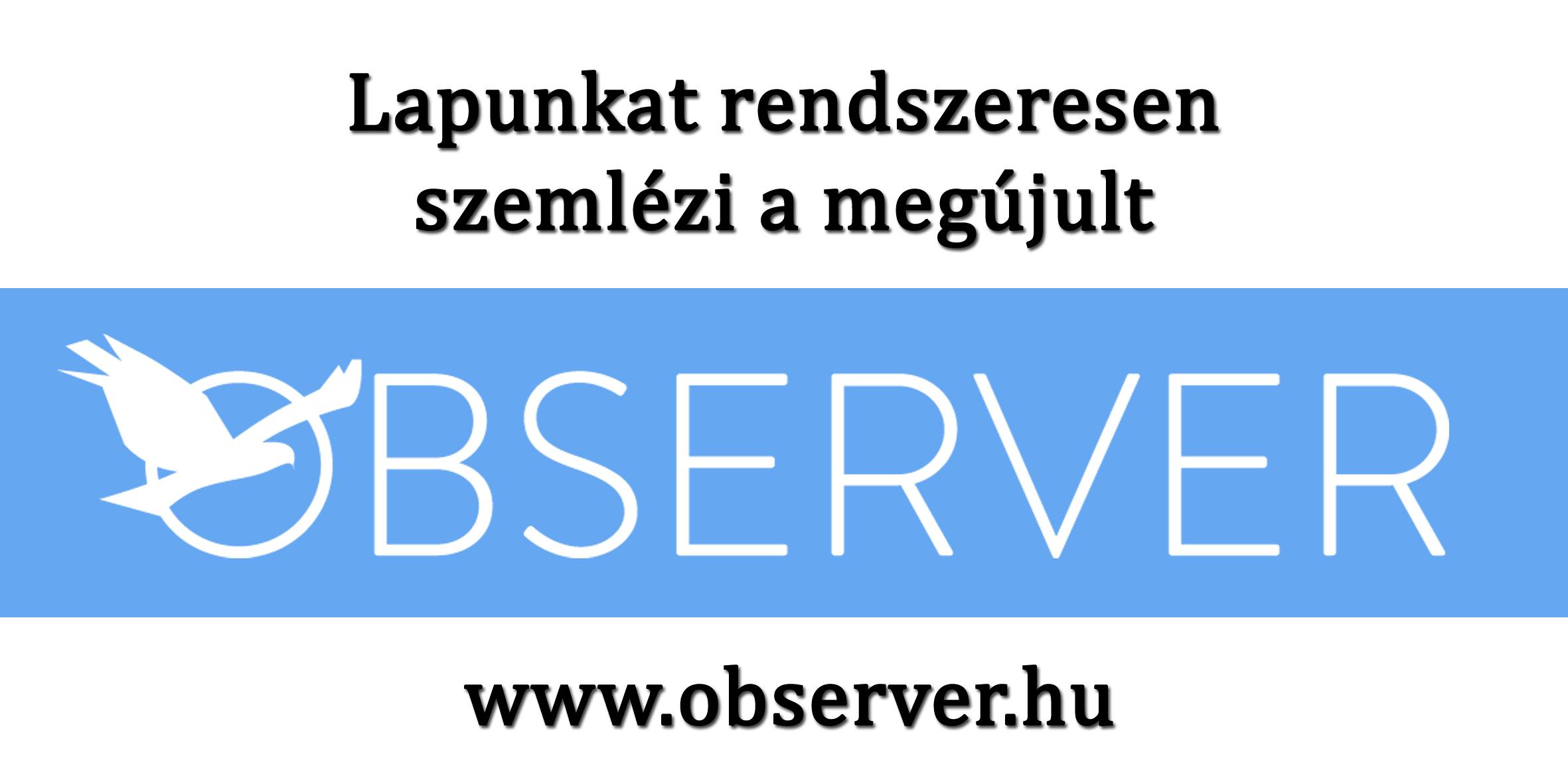 Observer a médiafigyelő